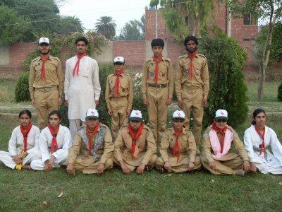 Taekwondo Scouts