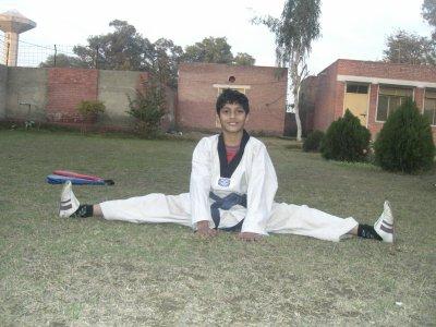 Al Qadir Taekwondo Clubs Sargodha