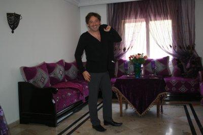 Mon salon marocain philippe garnier au maroc for Salon marocain villeurbanne