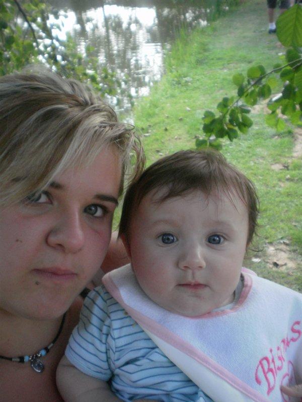 Ma filleule et sa marraine