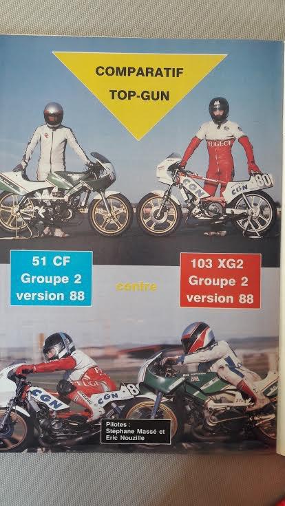 LE DUEL XG2 / CF G2