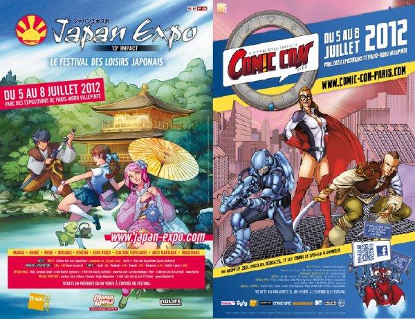 Japan Expo 2012 - 13ème Impact !