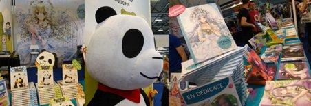 Japan Expo 2014 - 15ème anniversaire - éditeurs !