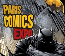 Paris Comics Expo 2014 !