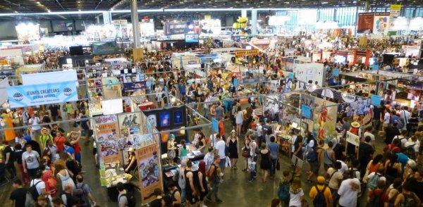 Japan Expo 2015 - 16-ème impact - jeudi !