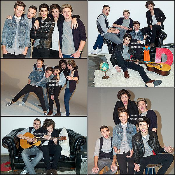 . Découvrez le photoshoot réaliser par les boys pour le Magasine « Anan Magazine »..