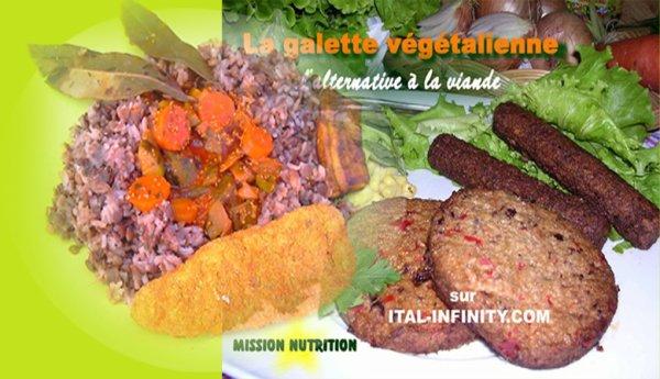 MISSION NUTRITION l'alternative à la viande