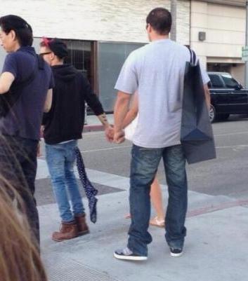 Liam est de nouveau en couple ?