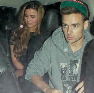 Liam et sa nouvelle petit amie !