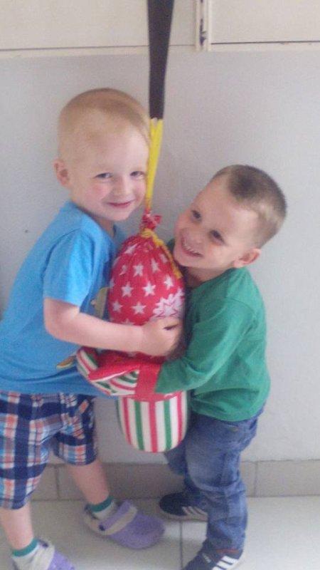 mes petits fils que j'aime