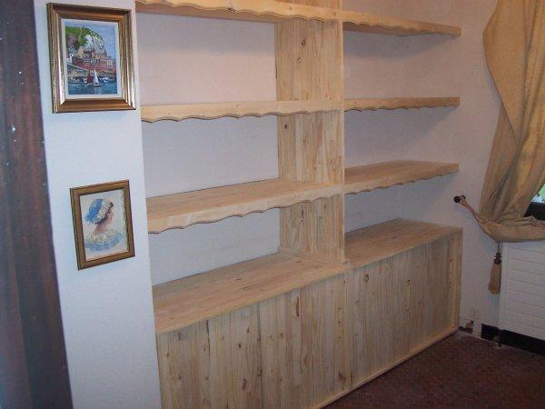 fabrication d 39 un meuble sapin sur mesure blog de sde travaux. Black Bedroom Furniture Sets. Home Design Ideas