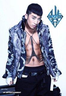 Présentation des Membres du Groupe Big Bang !