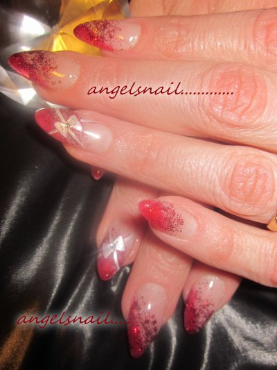 pose gel deco a l'acrylique