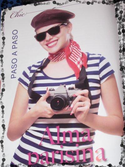 suite des photos du pas a pas ,c'est cette mannequin qui porte ma pose : ))