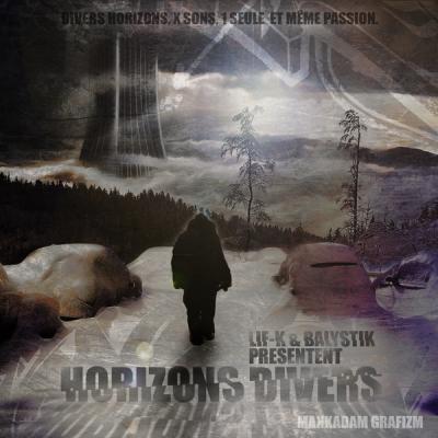 Net tape - Horizons Divers By Balystik & Lif-k