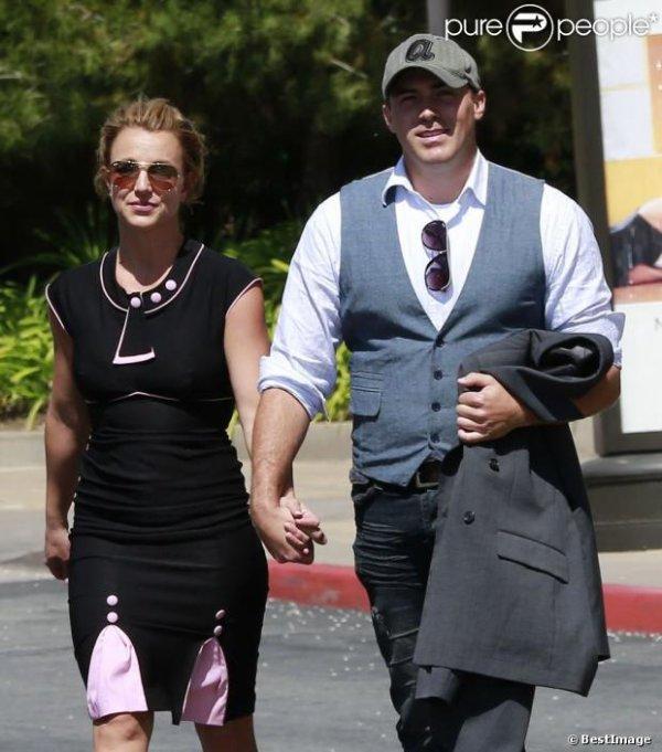 Britney et son nouveau boyfriend