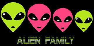 Alien family !