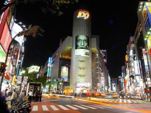 Shibuya, capitale de la mode