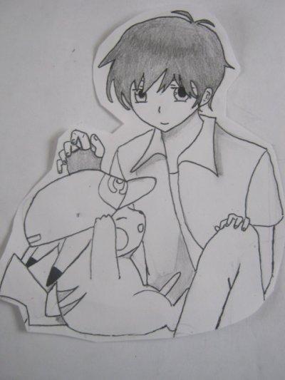Dessin Pokémon  18/6/11