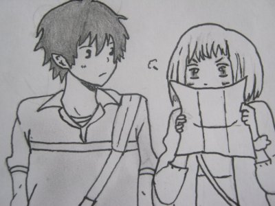 Dessin Ao no exorcist  17/6/11