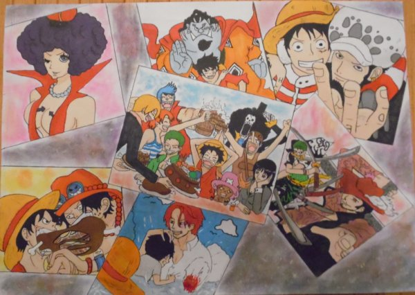 Dessin One piece