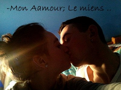 L'amour? Un grand sujet :)♥