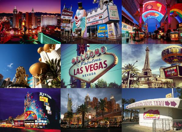 Franja De Las Vegas Citysights & Que Ver Encuentre