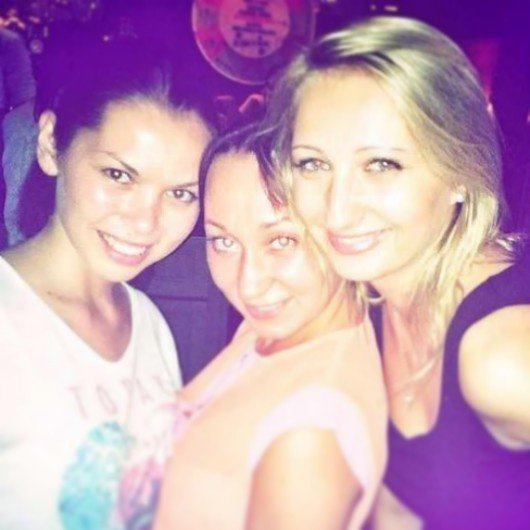 It was crazy party))