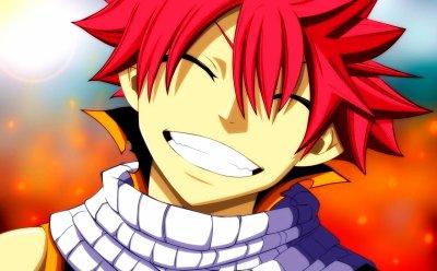 Qui a le plus beau sourire ?? Naruto Vs Natsu