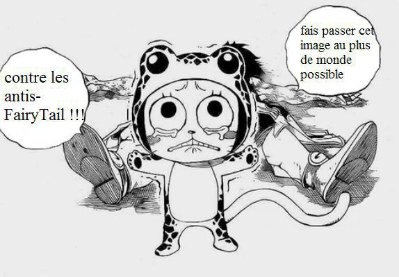 Virons les antis Fairy-Tail !