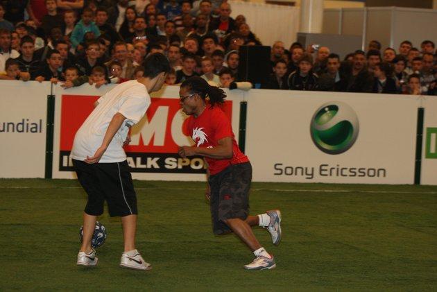Champion De Belgique de Freestyle Football 2010-2011