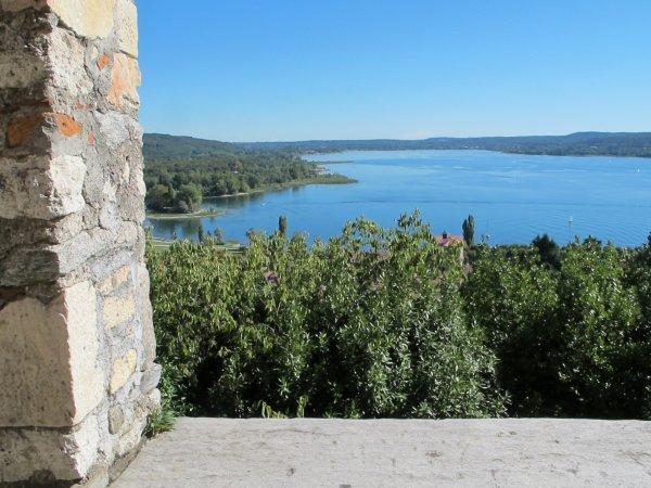 A2003 : Autour du Lac Majeur, en Italie (1) : la Rocca Borromeo