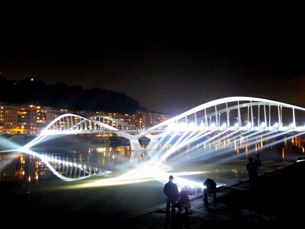A2298 Le Nouveau Pont Robert Schuman En Lumiere Blog