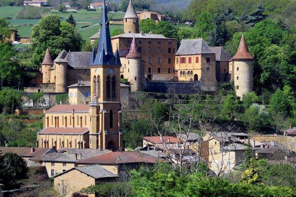 A2045 : Au coeur des vignes du Beaujolais !