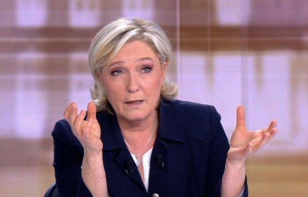 A2050 : Pour moi ce sera ni Marine, ni Le Pen ! Faites le plein de gros mensonges...