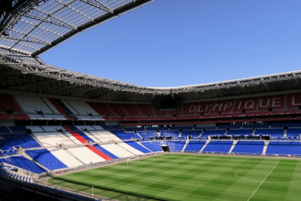 A2053 : Visite au grand Stade de l'Olympique Lyonnais