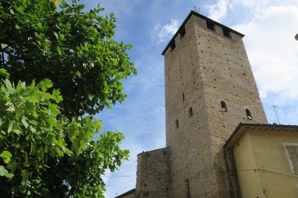 A2063 : En visite à l'Abbaye de Cluny (Saône et Loire)