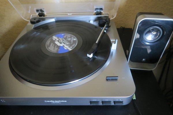 A2102 : Numérisation des disques vinyles...