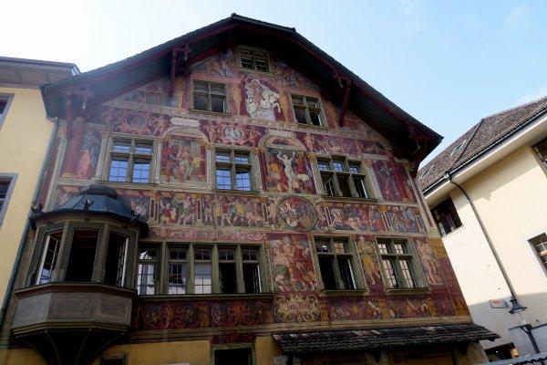 A2121 : Un agréable séjour à Schaffhausen !