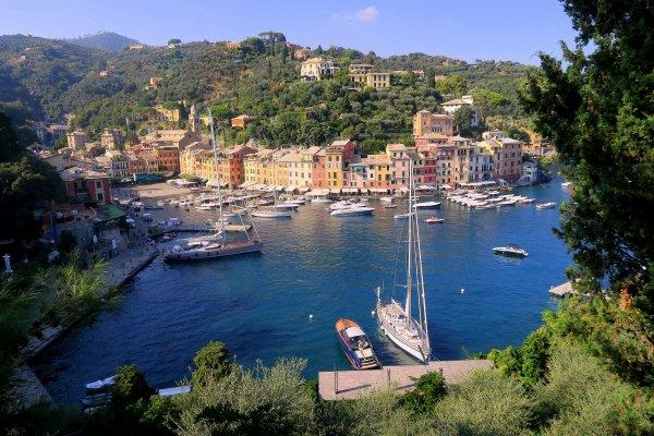 A2132 : Un très beau voyage à Cinque Terre (Italie)