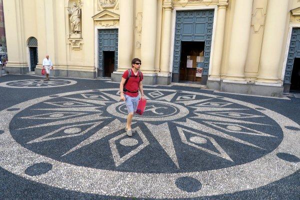 A2133 : Escale à Santa Margherita, dans le Golfe des Poètes !