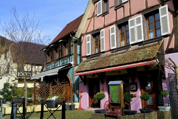 A2162 : Kaysersberg, village préféré des Français en 2017 !