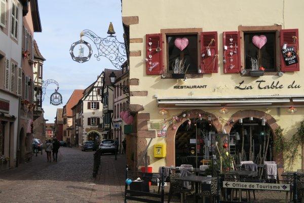 A2163 : Les belles couleurs de Kaysersberg !