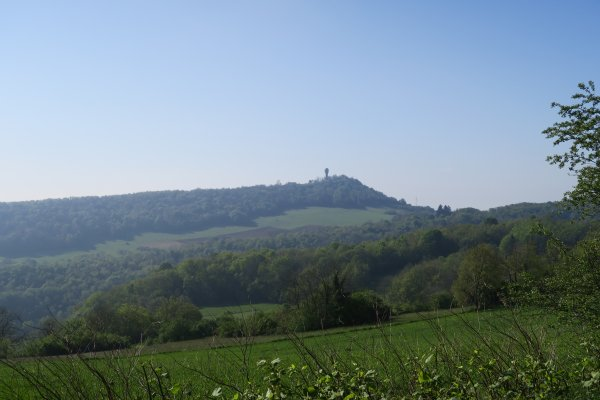 A2165 : A Chasselay (Rhône) entre plaines et monts