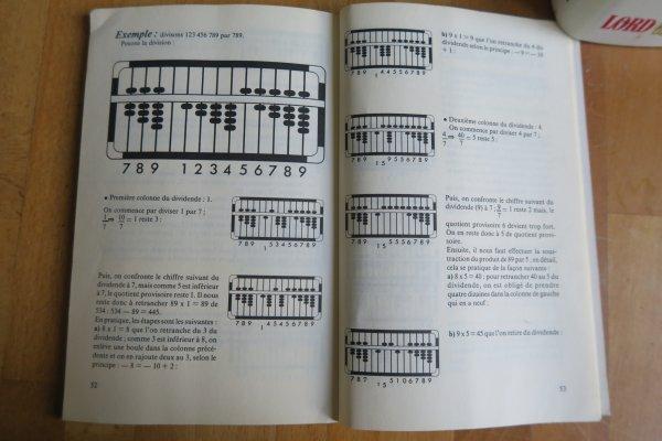 A2263 : Du boulier chinois au calcul sur ordinateur...