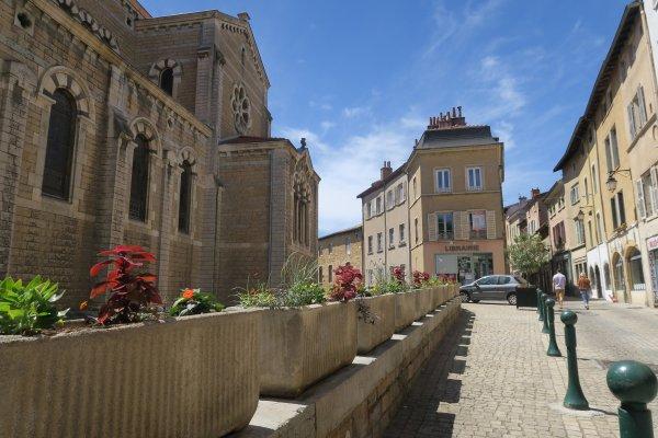 A2270 : Entre Trévoux et Ars-sur-Formans