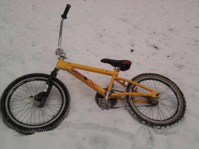 My bike !