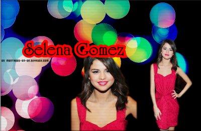 Selena Gomez on Montages-En-Or.skyrock.com