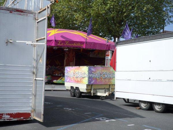 Fête foraine du quartier St-Waast (Valenciennes - 59)