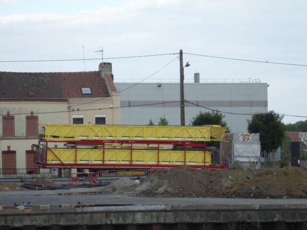 Court reportage sur la fête foraine de Valenciennes